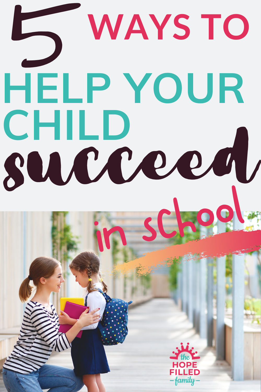 How can I help my child do well at school? What are the secrets of a great relationship with my child's school? 5 tips from a teacher-parent.