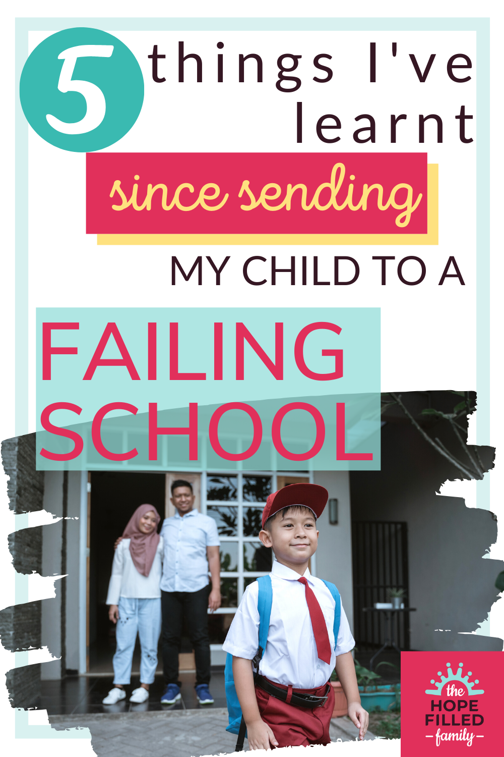 If you send your child to a failing school (a school in special measures), what will be the repercussions? Could there perhaps be some benefits?