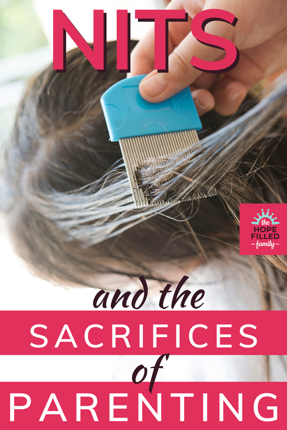 What can nits/head lice teach us about parenting, sacrifice, and the Kingdom of Heaven?