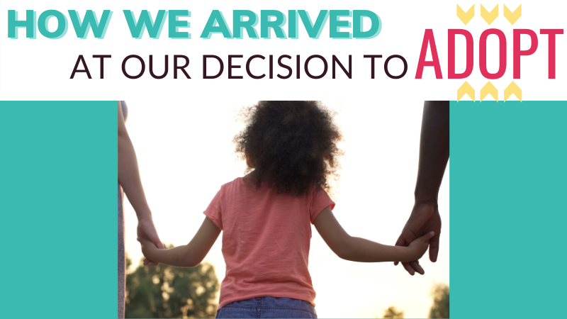 Starting the adoption process. How do you get there? What should you expect?