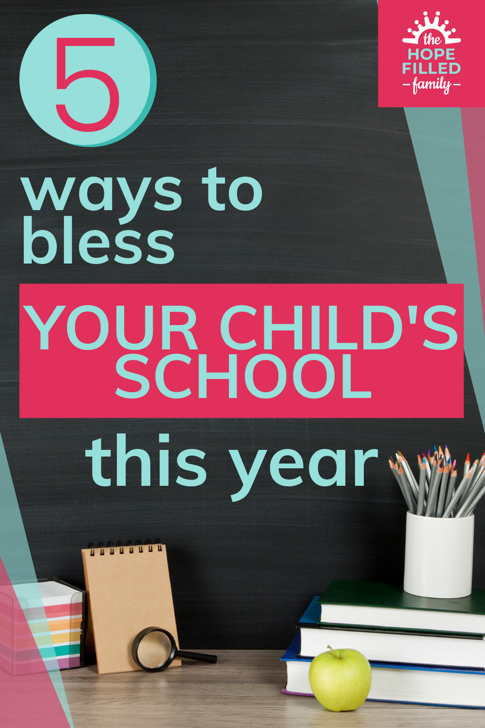 How can I be a great school parent? How can I help my child succeed at school? How can I bless my child's teachers?