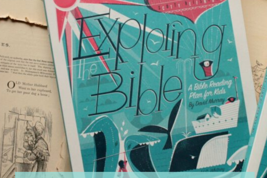 Exploring the Bible by David Murray (Crossway), book review by The Hope-Filled Family, UK Christian parenting and adoption blog.