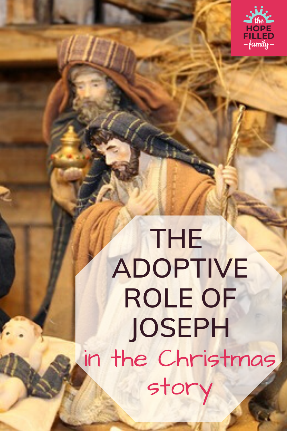 Joseph was an adoptive parent! Let's take a closer look at his role.