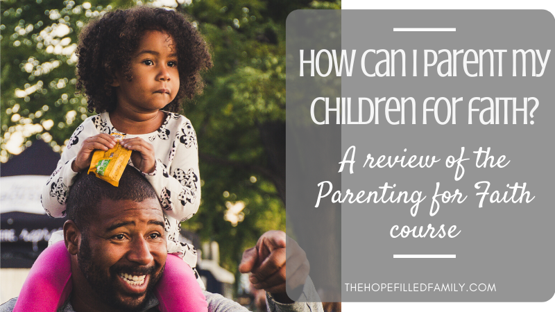 BRF's Parenting for Faith course with Rachel Turner is a FREE online course for all parents who seek to nurture their children's faith as they grow.
