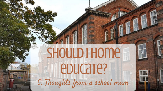 Should I home educate? Read the stories of parents who have chosen to home school, for very different reasons and in different circumstances.
