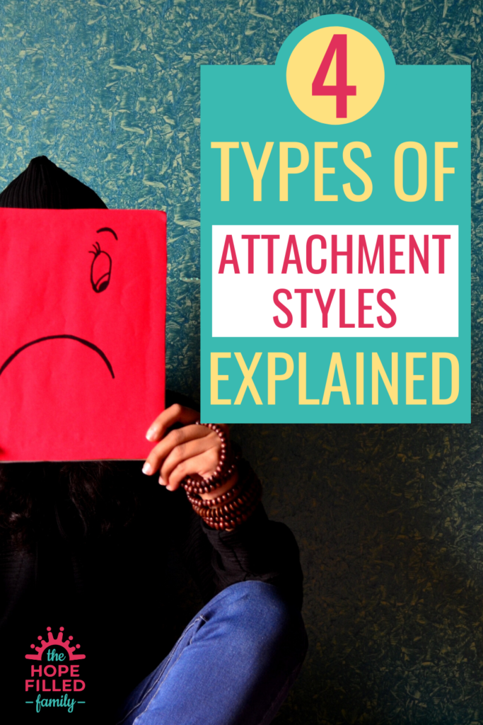 The four attachment styles are explained in this clear, no-fuss blog. What they are, how to spot them, and how to parent your child with this knowledge.