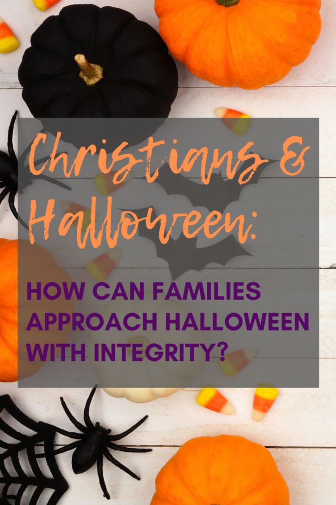 Should Christians celebrate Halloween? How can we explain Halloween to our children? What does Halloween teach us? Is there a Christian perspective on Halloween? This blog explores how we can navigate Halloween as Christian families.