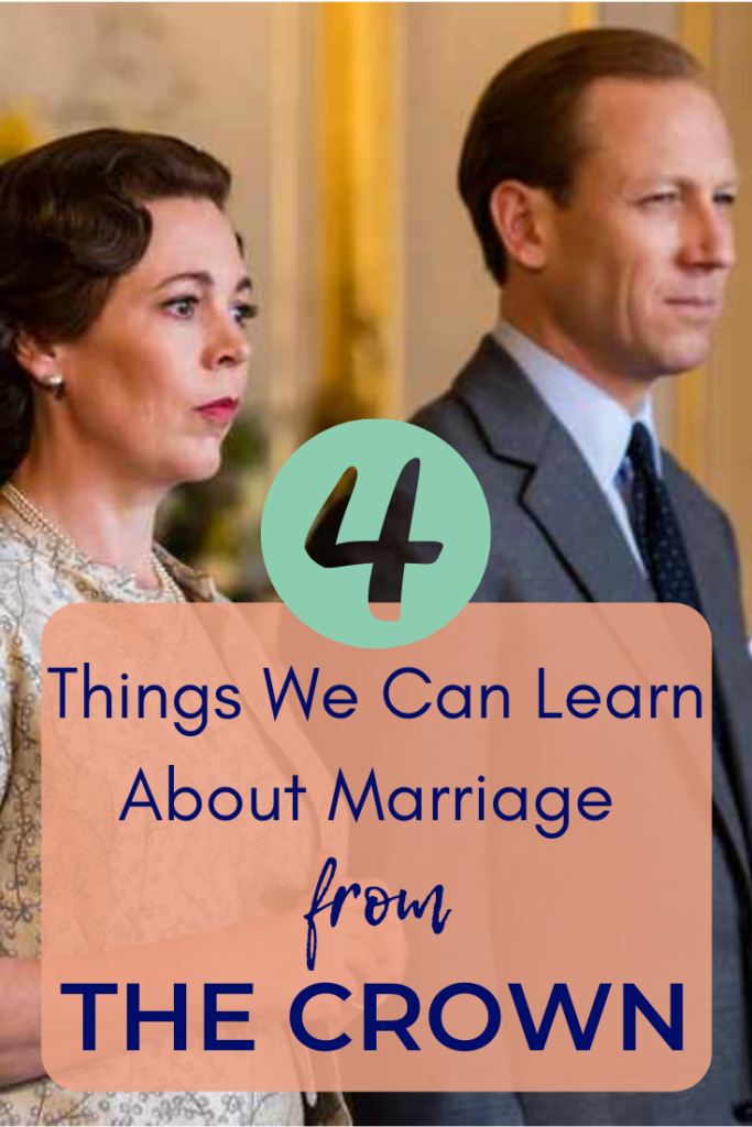 Is The Crown historically accurate? We'll never know the exact relationship dynamics - but the way Elizabeth and Philip's marriage is portrayed gives us lots of marriage tips and marriage advice to consider in our own relationships.