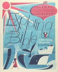 Exploring the Bible - 10 best family devotion resources suitable for all ages, interests and family set-ups.