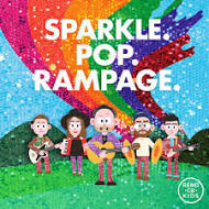 Sparkle Pop Rampage (Rend Collective) - review by UK Christian adoption and parenting blogger The Hope-Filled Family. Best Christian music for families? Here are our top Christian songs and hymns for family worship from parent to child.