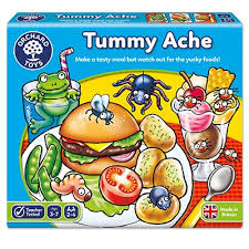 Tummy Ache (Orchard Toys) review by UK Christian adoption and parenting blog The Hope-Filled Family.
