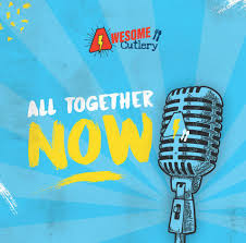 All Together Now (Awesome Cutlery) - review by UK Christian adoption and parenting blogger The Hope-Filled Family. Best Christian music for families? Here are our top Christian songs and hymns for family worship from parent to child.
