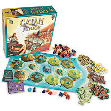 Catan Junior game review by UK Christian adoption and parenting blog The Hope-Filled Family.