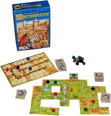 Carcassonne game review by UK Christian adoption and parenting blog The Hope-Filled Family.