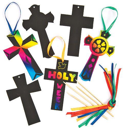 creative lent ideas for families, baker ross, easter crafts, easter cards, lent crafts, preschool crafts, children's crafts