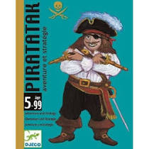 Piratatak/Pirate Attack (Djeco game) review by UK Christian adoption and parenting blog The Hope-Filled Family.