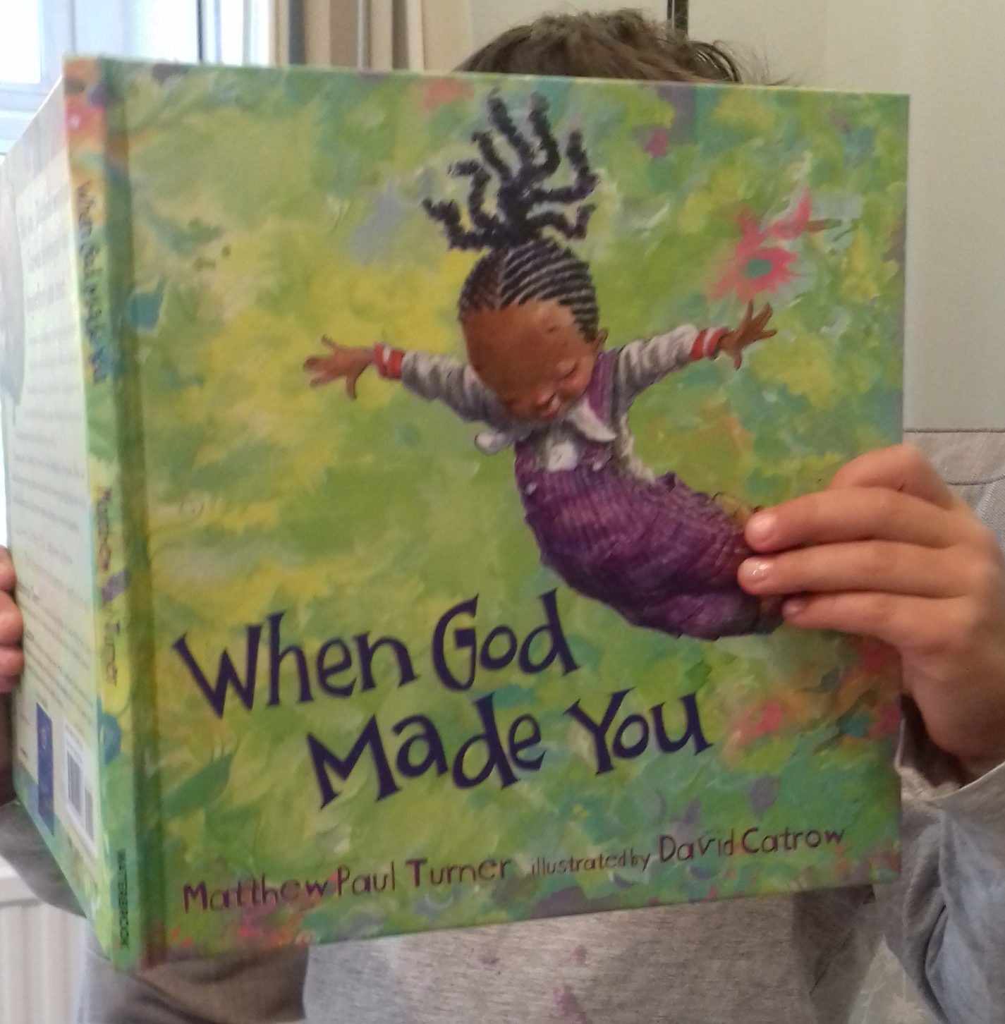 When God made you - The best books for kids about race that they need on their bookshelves. in classrooms and in libraries. These 25+ suggestions have all been enjoyed by our family, and are guaranteed to raise healthy discussions about cultural diversity.