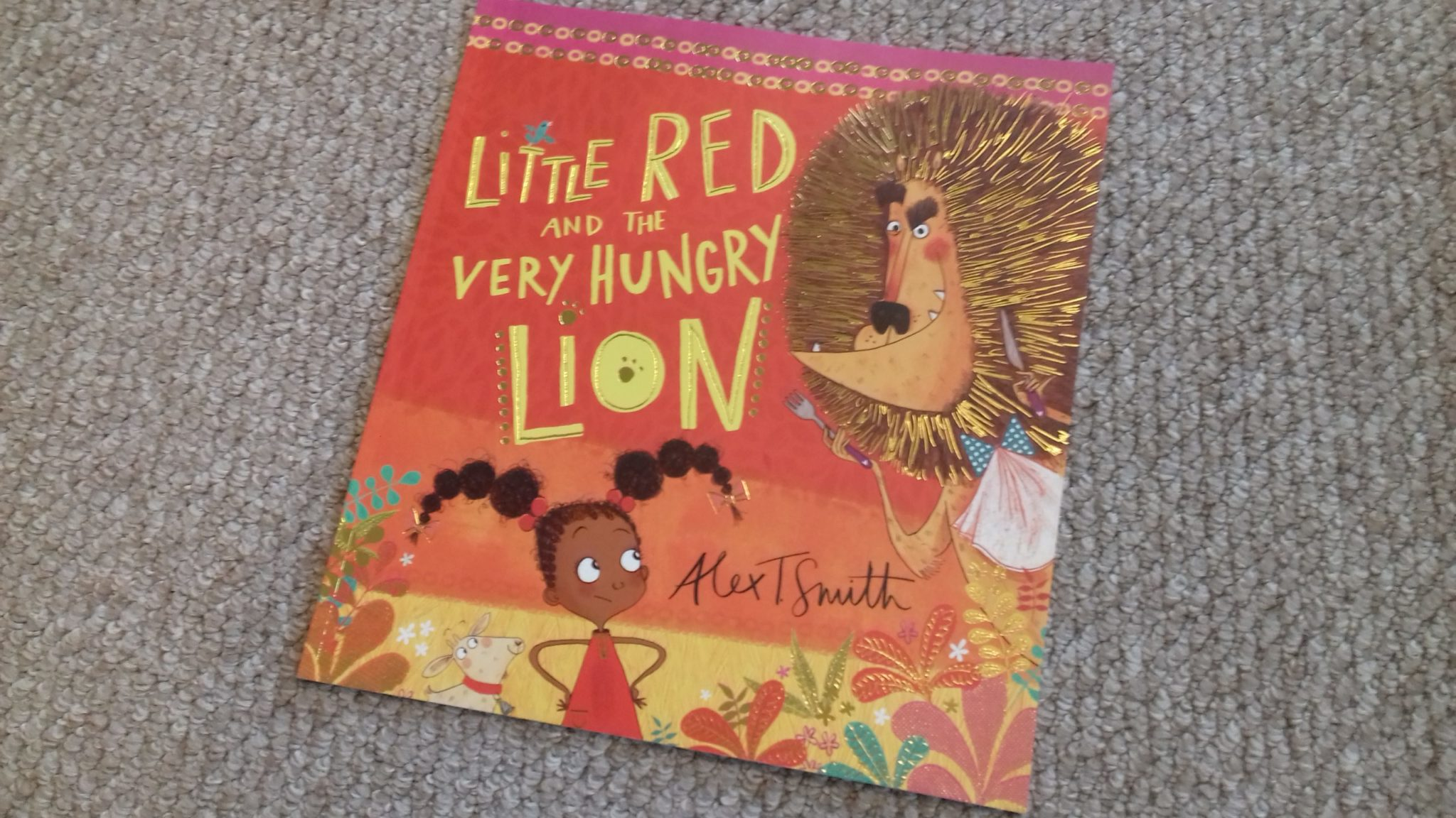 Little Red and the Very Hungry Lion - Looking for multicultural books for your children? This list features 25+ of the best diversity books about race and culture for the kids in your family or your classroom.