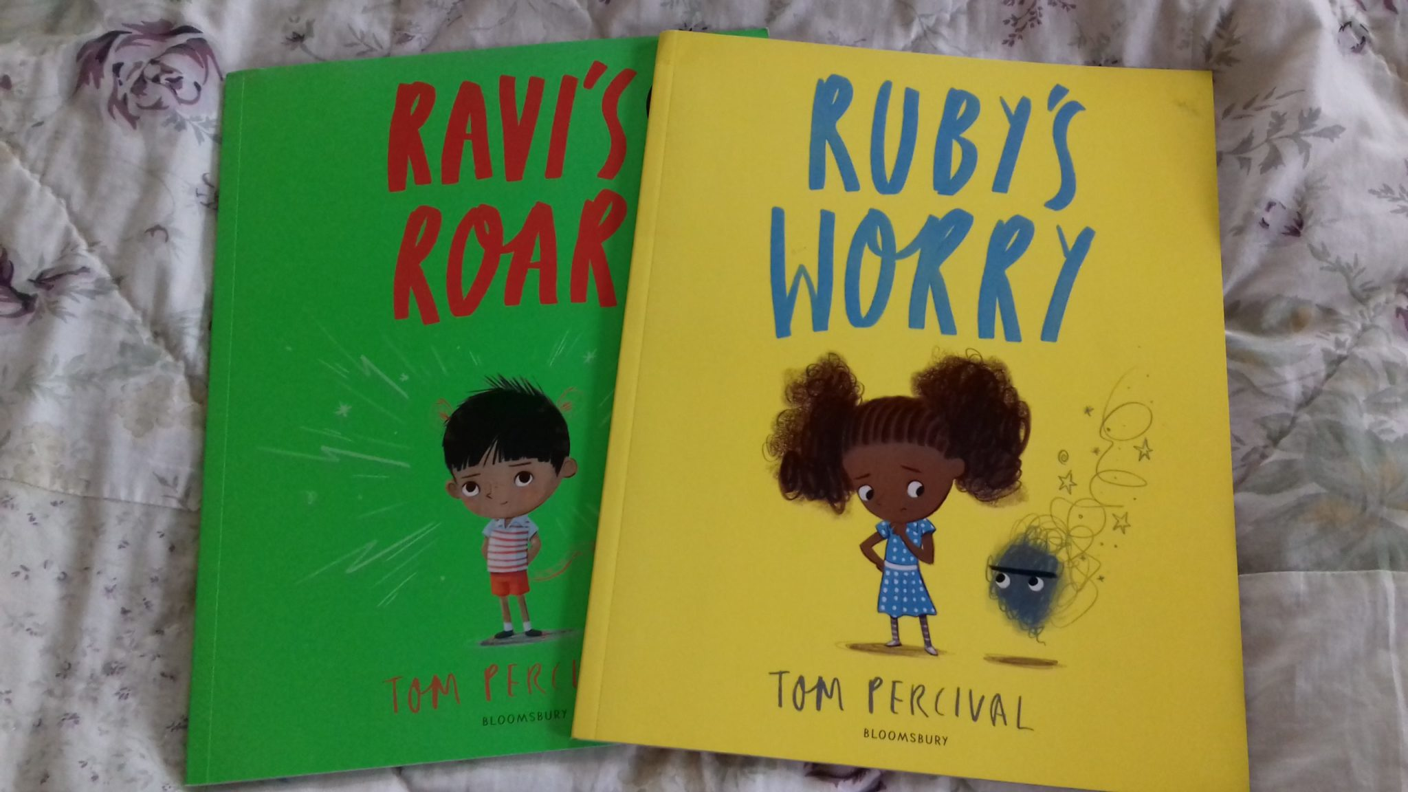 Ravi's Roar (Tom Percival) and Ruby's Worry (Tom Percival) - Looking for multicultural books for your children? This list features 25+ of the best diversity books about race and culture for the kids in your family or your classroom.