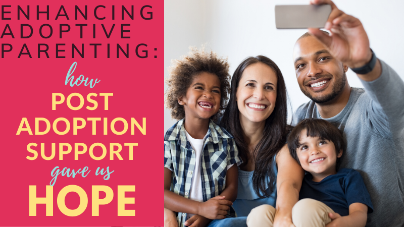 One of the ways you can use the Adoption Support Fund is to do the Enhancing Adoptive Parenting (EAP) course. Have a read about the impact it's made on our family life. I hope it helps you too!