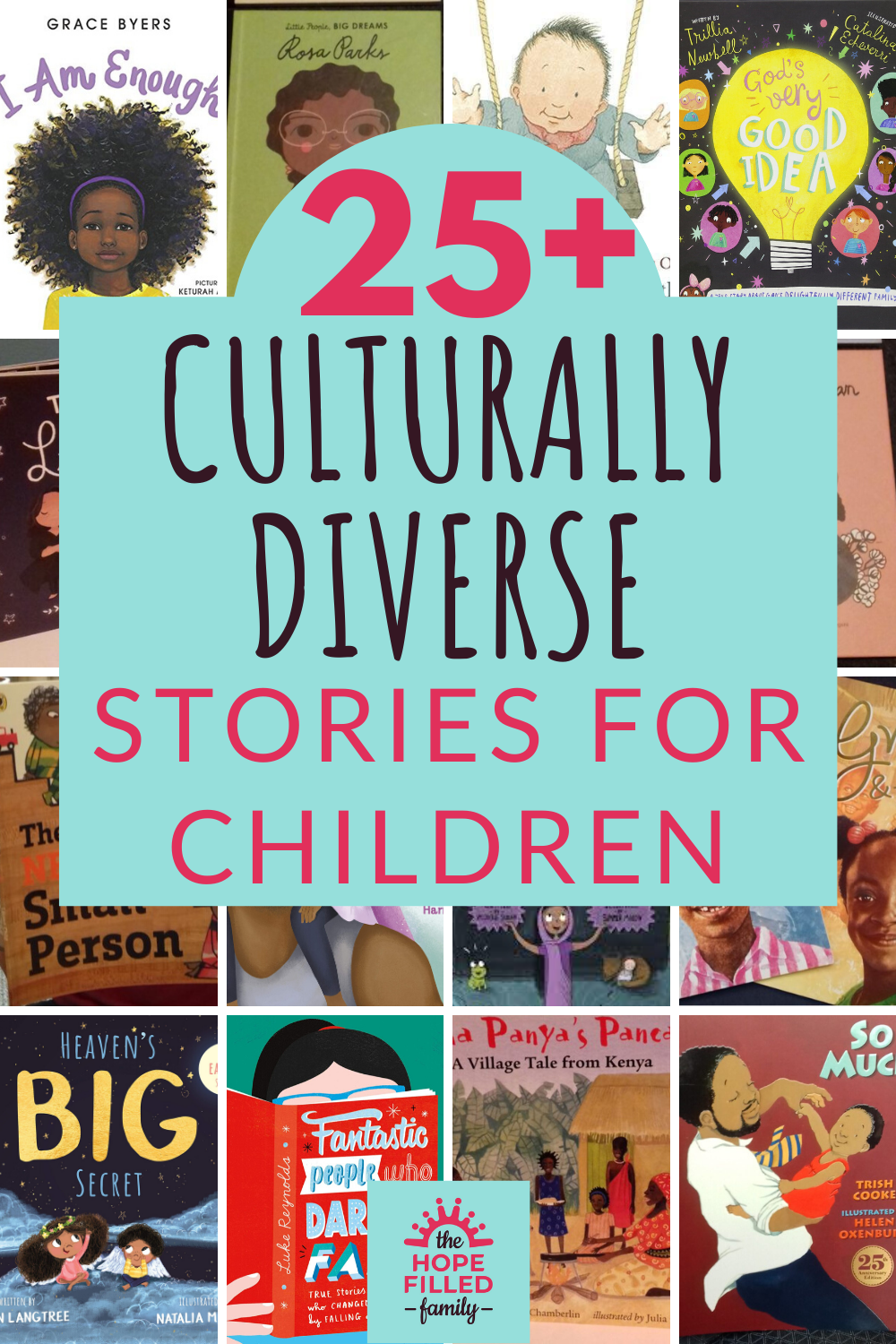 The best books for kids about race that they need on their bookshelves. in classrooms and in libraries. These 25+ suggestions have all been enjoyed by our family, and are guaranteed to raise healthy discussions about cultural diversity.