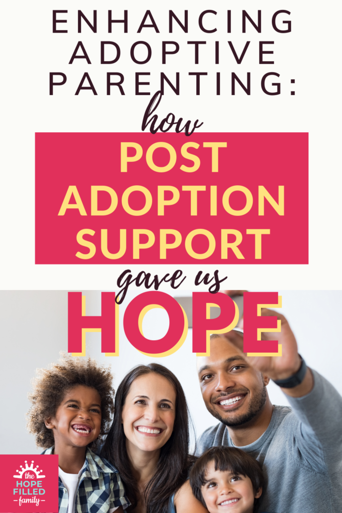 A breakdown of the Enhancing Adoptive Parenting (EAP) course, how it helped our family, and how it may be the right post-adoption support for your family too.