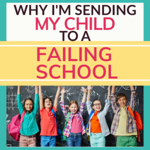 Should you send your child to a school in special measures? What if the local school is failing? What do you do? Read our story here.