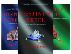 A guide to the best Christian fiction book ideas for children and tweens, with ideas for 5-7, 8-10 and 10-12 year olds. For children's books with Christian values, look no further! Destiny's Rebel - Philip S Davies.