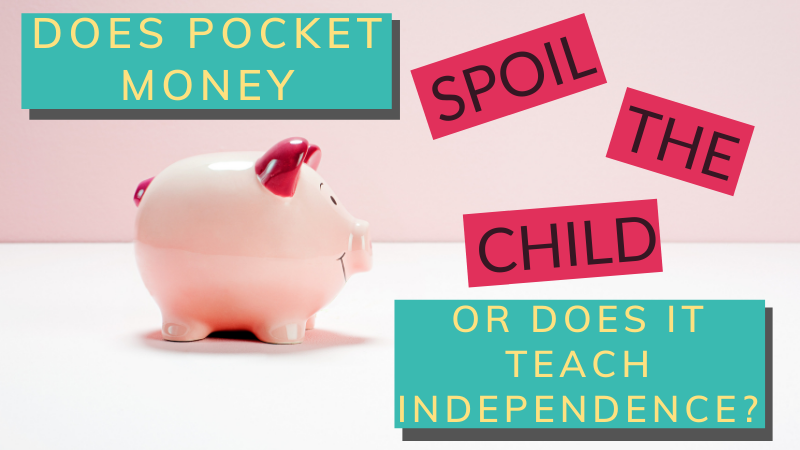 Why do kids need pocket money? Should every child be given pocket money? Does pocket money teach independence, or does it 'spoil the child'? This article sets out some useful guidelines for pocket money, including when pocket money should not be given.
