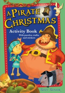 A Pirate Christmas Activity Book, Suzy Senior, Andy Catling, Lion Hudson. The best 2020 Christmas picture books for children of all ages: preschoolers, EYFS, school-aged kids. Looking for Christmas books for 8 year olds? Best Christmas books for EYFS? I've got you covered!