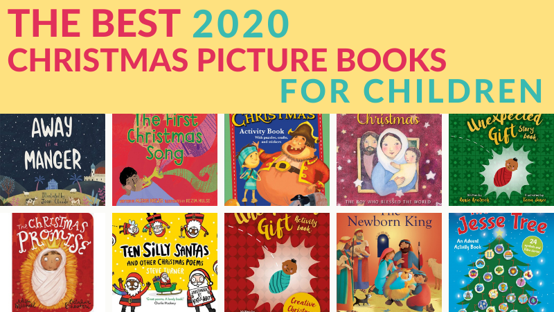The best 2020 Christmas picture books for children of all ages: preschoolers, EYFS, school-aged kids. Looking for Christmas books for 8 year olds? Best Christmas books for EYFS? I've got you covered!