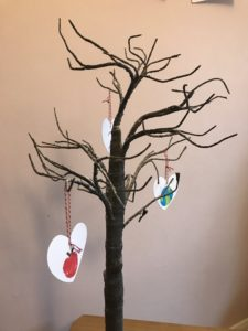 Jesse Tree - from How to Celebrate Advent at Home: 10 Advent Ideas for Families.