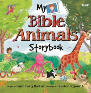 My Bible Animals Storybook - Dandi Daley Mackall. Best children's and teenage Bible devotionals/devotions, recommendations from a UK Christian parenting blog