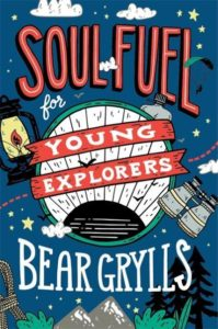 Soul Food for Young Explorers - Bear Grylls. Best children's and teenage Bible devotionals/devotions, recommendations from a UK Christian parenting blog
