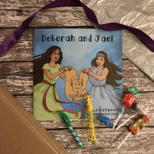 Deborah and Jael gift-set - Lucy Rycroft and Beth Aulton, Onwards and Upwards