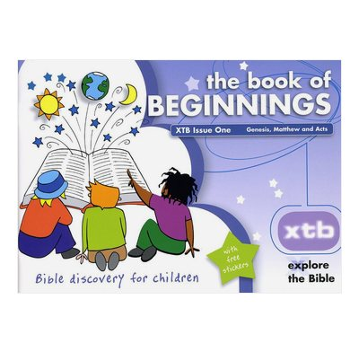 XTB - Alison Mitchell. Best children's and teenage Bible devotionals/devotions, recommendations from a UK Christian parenting blog