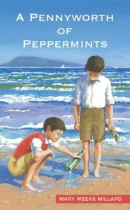 A guide to the best Christian fiction book ideas for children and tweens, with ideas for 5-7, 8-10 and 10-12 year olds. For children's books with Christian values, look no further! A Pennyworth of Peppermints - Mary Weeks Millard