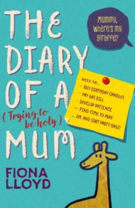 Best Christian fiction books for mums. The diary of a (trying to be holy) mum. Fiona Lloyd. Instant Apostle.