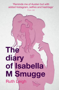 Best Christian fiction books for mums. The diary of Isabella M Smugge. Ruth Leigh. Instant Apostle.